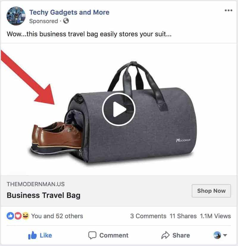 Techy Gadgets and More Bags